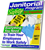 Janitorial Employee Safety Program In Spanish