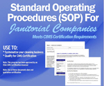 SOP For Janitorial Companies