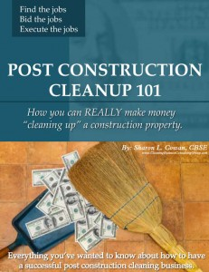 How to make more money with construction cleanup for How contractors make money